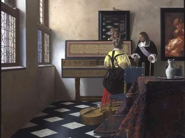 Вермеер под микроскопом: вокруг гениев живописи родилась конспирологическая теория