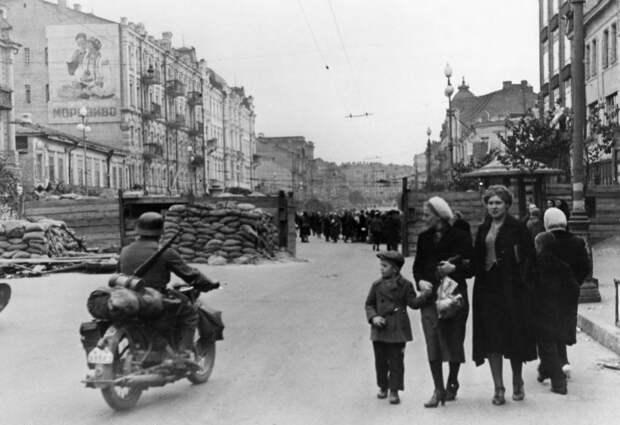 Кольцо замкнулось: как немцы оккупировали Киев