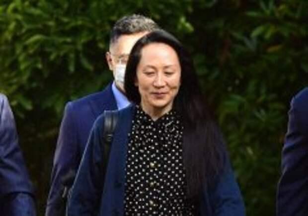 Финдиректор Huawei пошла на сделку с Минюстом США