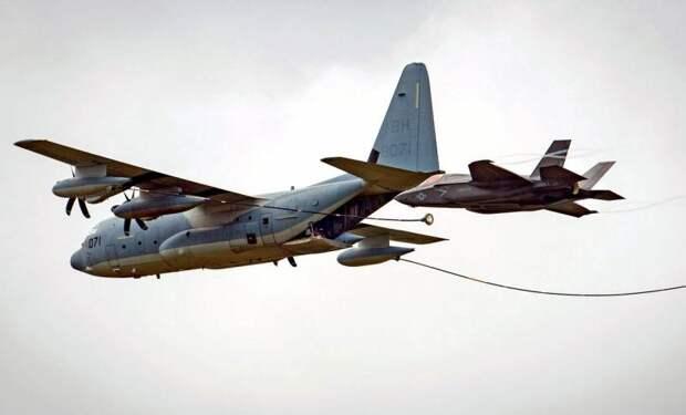 Столкновение в воздухе: американцы отчитались об очередной потере F-35
