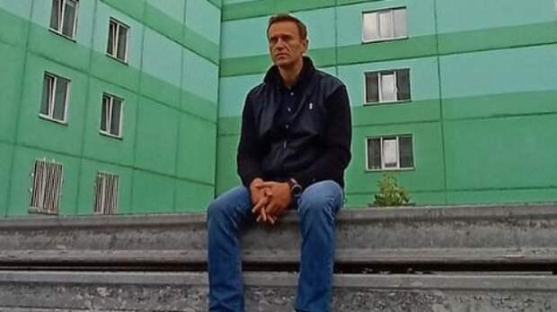 Навальный подал иск против ИК-3 во Владимирской области