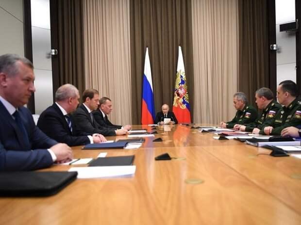 Эксперт приоткрыл завесу тайны анонсированного Путиным бункера