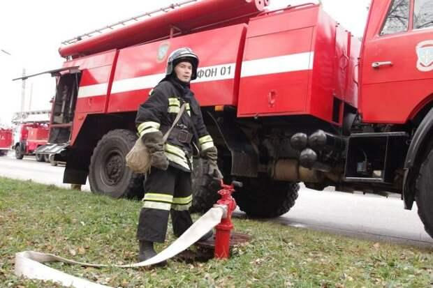 На пожаре в крымском селе погиб один человек