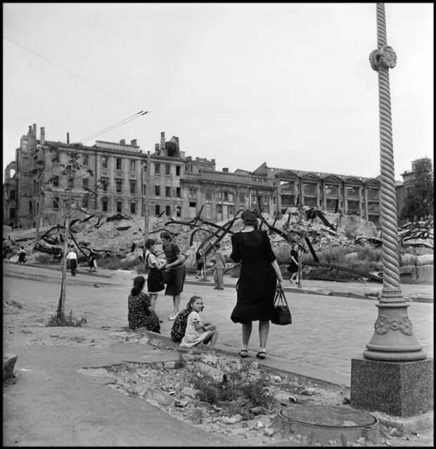 Киев 1947 года