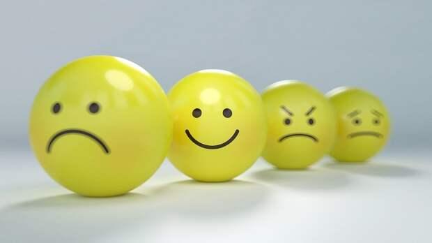 Смайлик, Гнев, Сердитый, Тревога, Эмоции