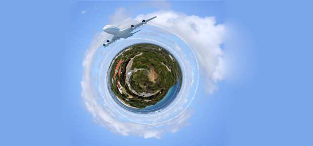 Люди любят самолеты: 10 фактов из мира авиационного туризма