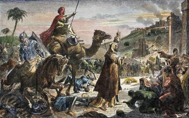 Восток всегда был сложным регионом в истории. |Фото: history-doc.ru.