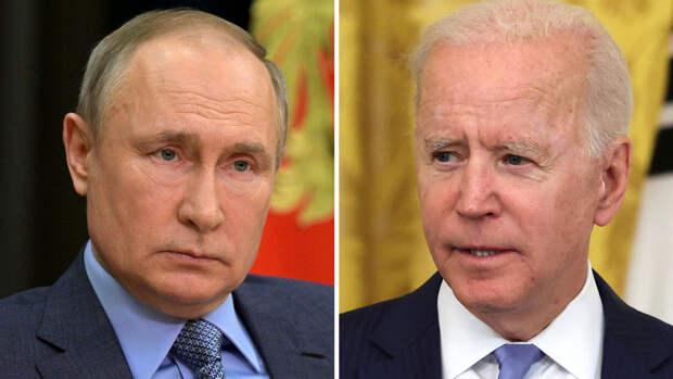 В Кремле сообщили, что Путин прилетит вовремя на встречу с Байденом