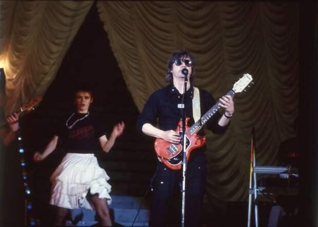 Редкие фото отечественных рок-звезд (60 фото)