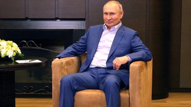 Песков поделился подробностями о самочувствии Путина
