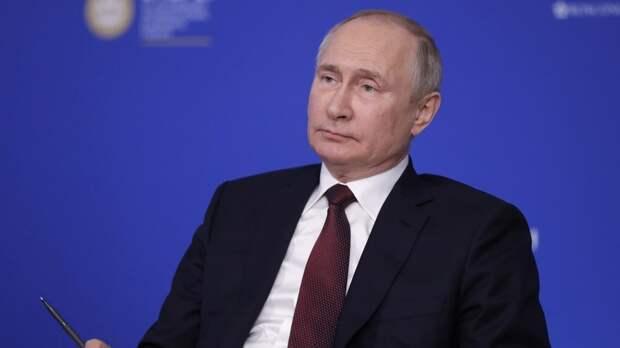 «Восстановить личные контакты, наладить прямой диалог»: Путин рассказал об ожиданиях от встречи с Байденом