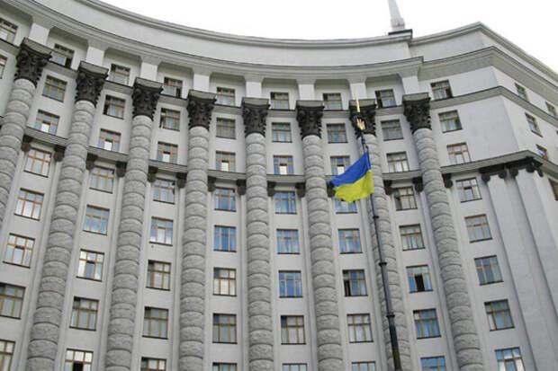 Правительство Украины пошлины