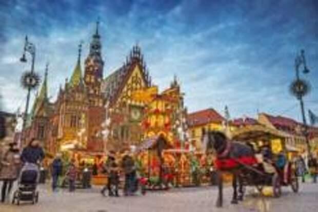 Пять лучших туристических направления Европы 2018