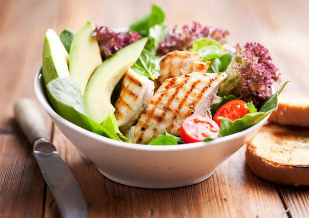 Всегда готовь: идеи для белкового обеда за 20 минут