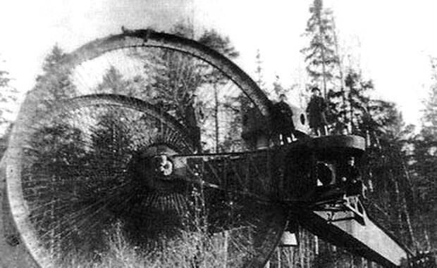 5 самых странных боевых машин в истории армий