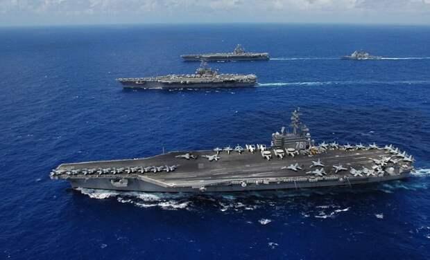 Американский эсминец в Черном море – грязная провокация, которая может аукнуться западному миру