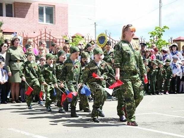В Тверской области хотят устроить «малышковый парад» с участием детсадовцев
