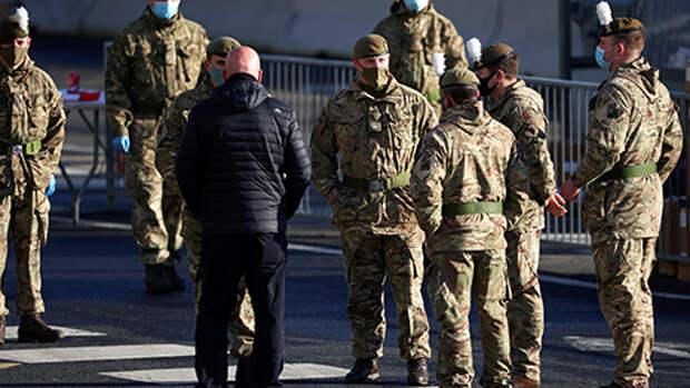 Британский милитаризм, американская политика при Джо Байдене и холодная война с Китаем