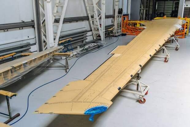Лайнер МС-21 – это платформа для обкатки передовых российских технологий
