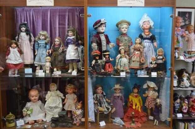 Уникальный музей кукол. Кострома