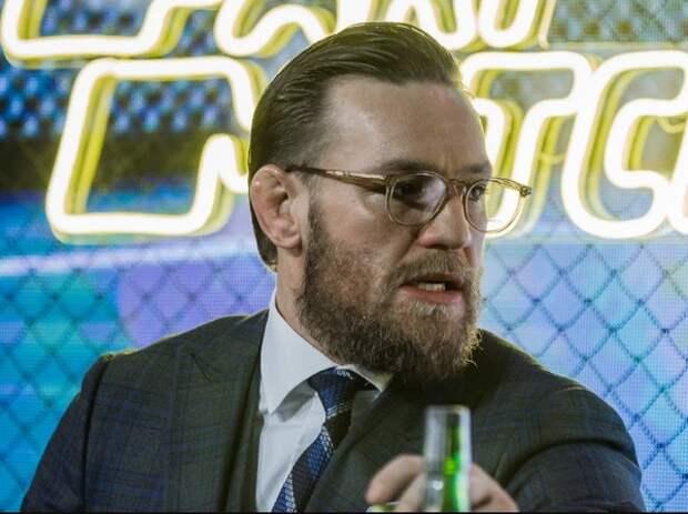 Макгрегор пожелал выздоровления отцу Хабиба Нурмагомедова