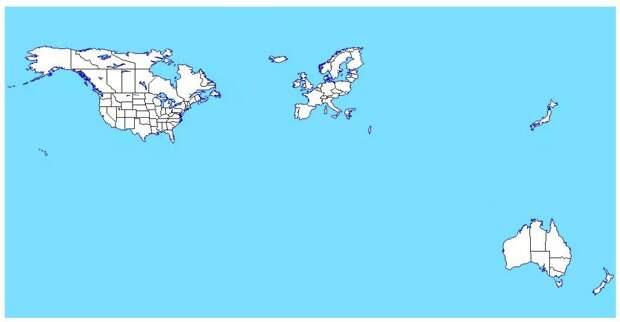 Мировое сообщество, представленное меньшинством.