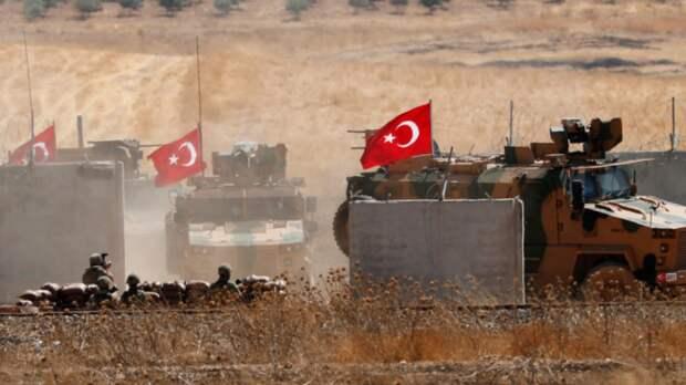 Эрдоган возомнил себя «владыкой» и нелепо угрожает сирийским военным турция, сирия, эрдоган