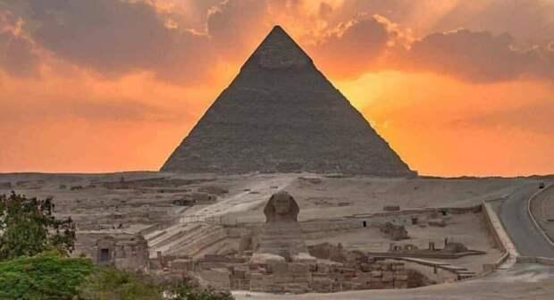Секрет создания пирамиды Хеопса нашли в Священном Писании