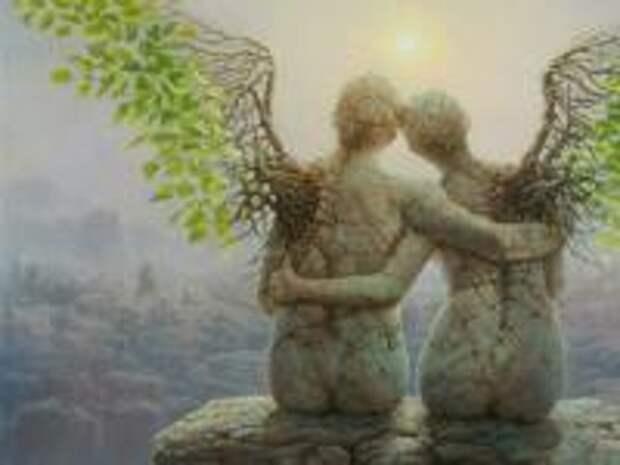 У людей две души - индейские и дохристианские верования