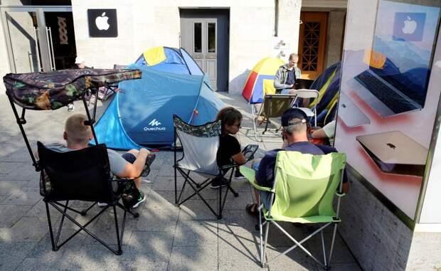 В ожидании iPhone 7