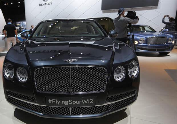 Bentley расширяет дилерскую сеть вРоссии