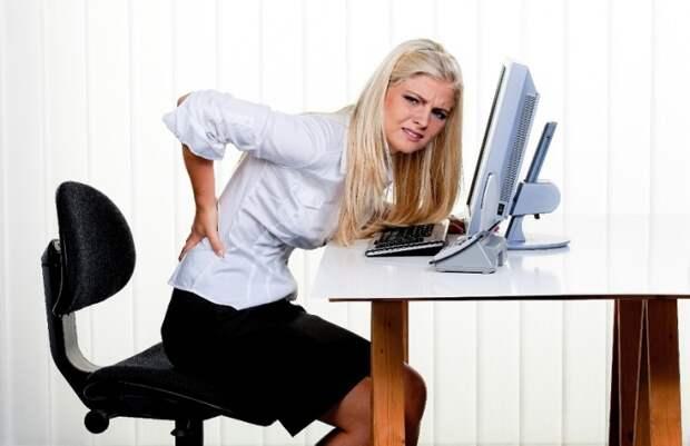 Упражнения для снятия спазмов мышц шеи, спины и поясницы