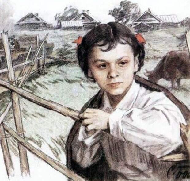 Подвиг Лары Михеенко