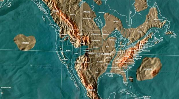 План побега миллиардеров при ударе астероида: карты ученых