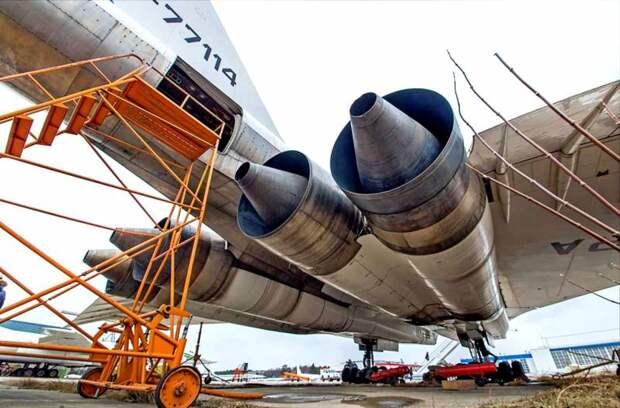 В России началось создание двигателя для сверхзвукового лайнера