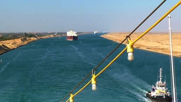 Израиль предпринял тщетную попытку создать альтернативу Суэцкому каналу