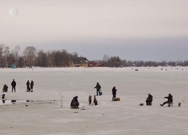 Сброс воды начнут на Воткинском пруду 10 февраля
