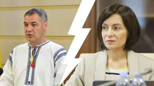 В Молдове разгорелся скандал вокруг высказывания сторонника прозападного президента Майи Санду и объединения с...