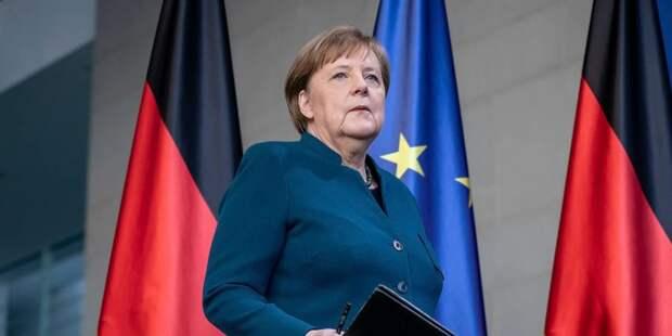 Меркель прокомментировала ситуацию со «Спутником V»