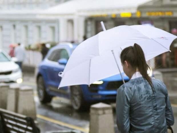 Петербург потерял звание самого дождливого города России