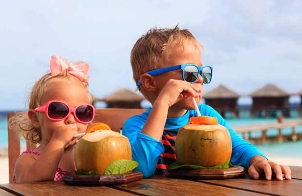 10 необходимых вещей для отпуска с детьми