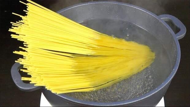 Как использовать  макароны  не только на гарнир
