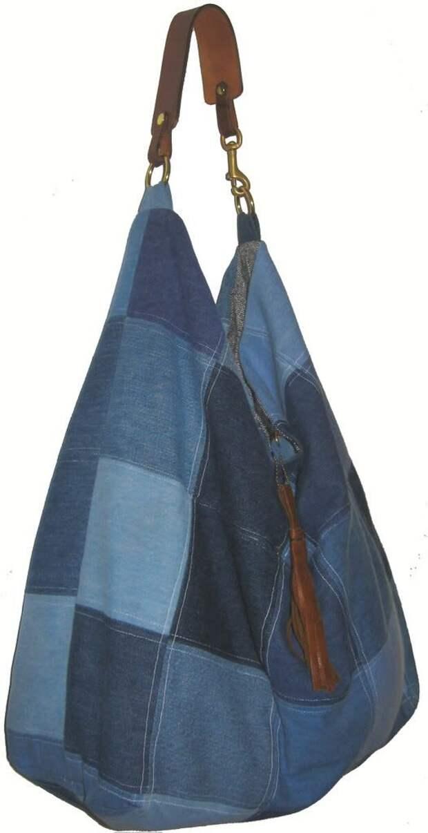 Джинсовые сумки (часть1)
