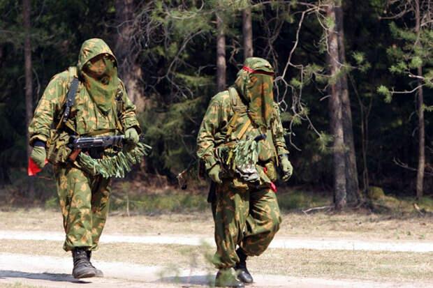"""Спецназ ГРУ: как готовят """"псов войны"""""""