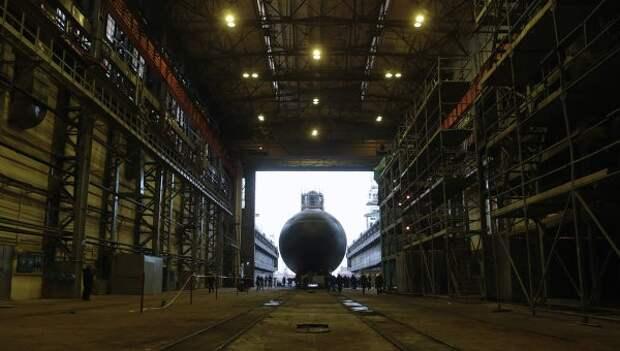 Вторую дизель-электрическую подлодку для ЧФ РФ спустили на воду