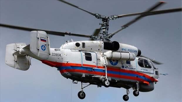 Один человек погиб при жёсткой посадке Ка-32 под Калининградом