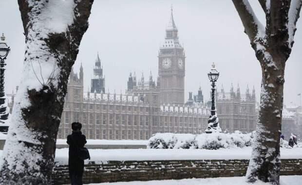 Британия занервничала из-за угрозы введения норм на потребление российского газа