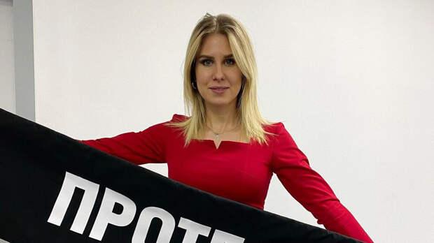 Соболь получила отказ в выдвижении на выборы в Госдуму еще от одной партии