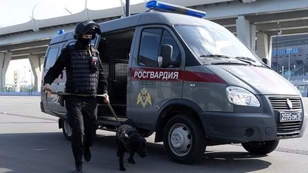 Агрессивный житель Томска порезал лицо сотруднику Росгвардии