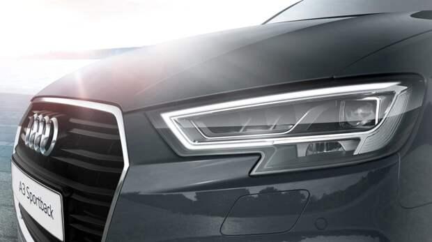 Audi собирается остановить выпуск машин с бензиновым мотором в 2026 году